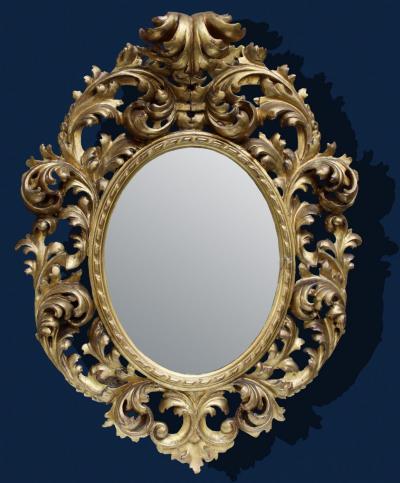 Зеркало, 19 век