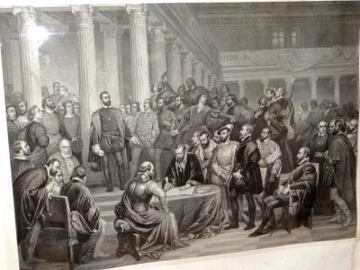 Гравюра, 19 век