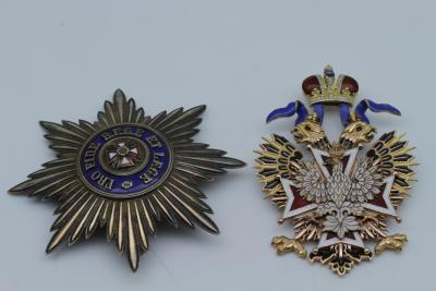 Орден и звезда Белого Орла
