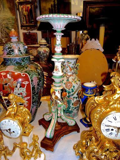 Керамический столик