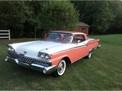 1959 Ford Skyliner Recractable