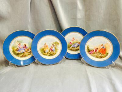 Декоративные тарелки Кузнецова