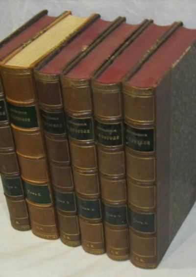 Гоголь Н.В. Сочинения и письма. В шести томах.