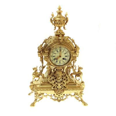 Каминные часы Франция XIX в.