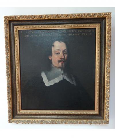 Портрет австрийского посла Волькенштейна