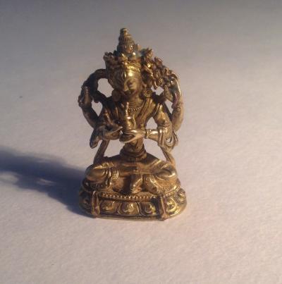 Божество Брахма