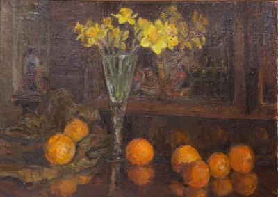 Нарциссы и апельсины