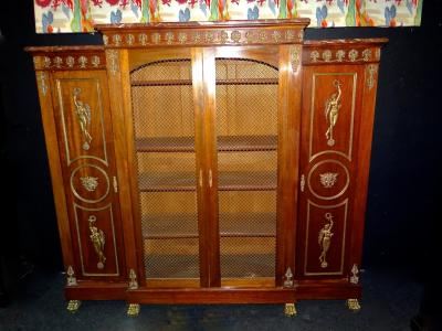 Ампирный шкаф (2)