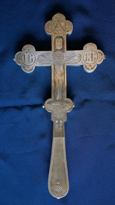 Старинный требный крест
