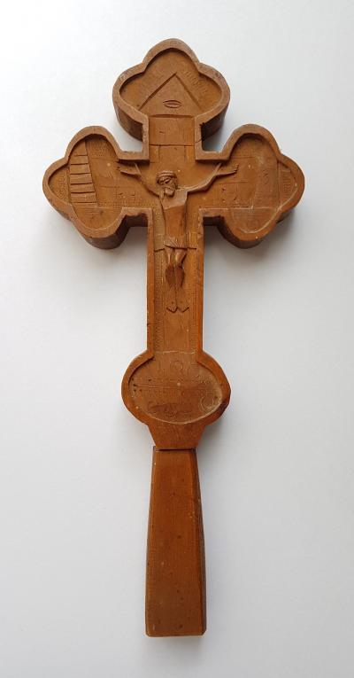 Требный крест, Русский Север