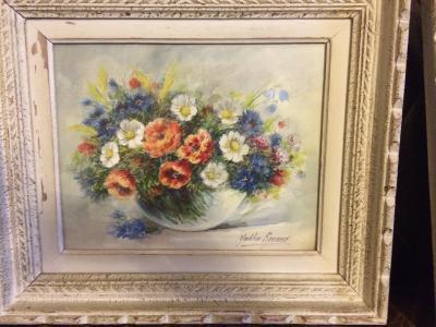 Цветы. Madeleine Renaud