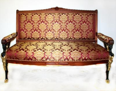 Комплект мебели Русский ампир. 19 век.