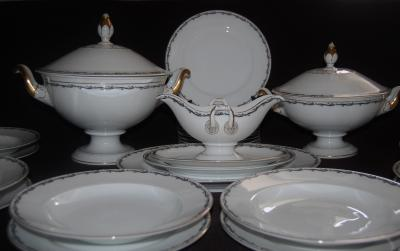 Столовый сервиз Empire Rosenthal