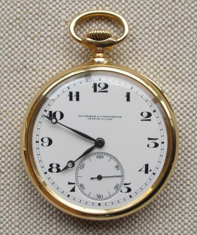 Часы карманные VACHERON&CONSTANTIN