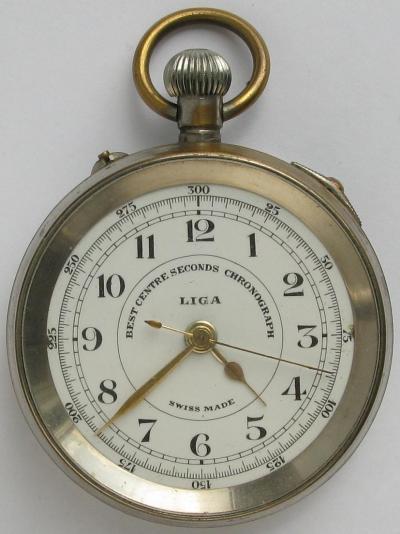 Карманные часы Liga