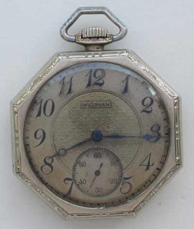 Карманные часы AMERICAN WALTHAM WATCH COMPANY