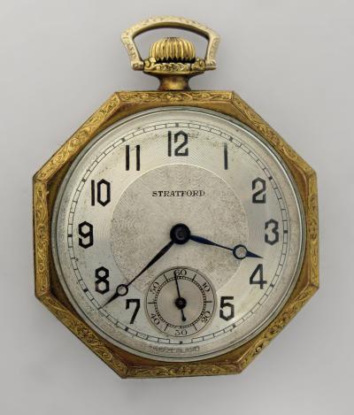 Карманные часы STRATFORD LANGENDORF