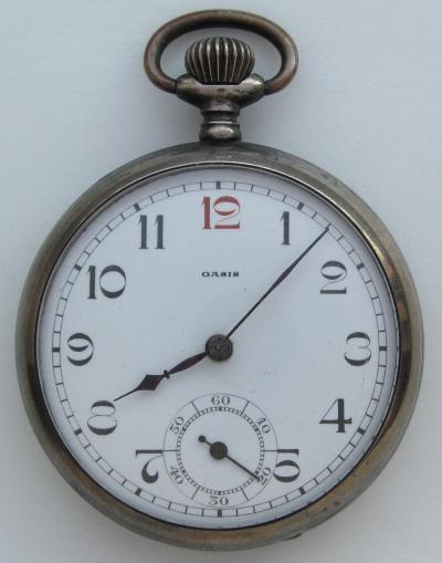 Карманные часы OASIS