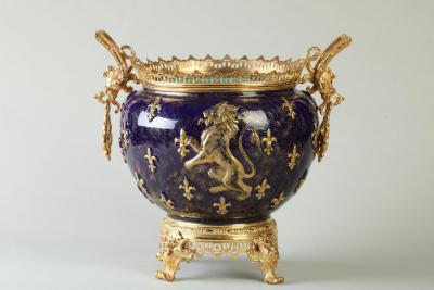 Цветочница период Наполеона III