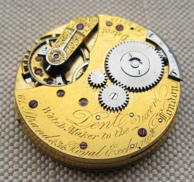 Часовой механизм DENT