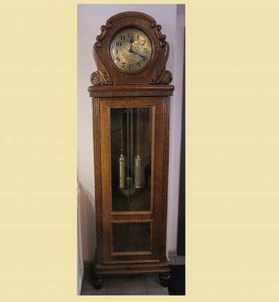 Напольные немецкие часы