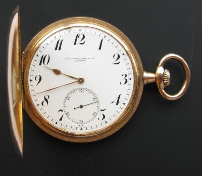 Золотые карманные часы PATEK PHILIPPE & Cie 1913-1915