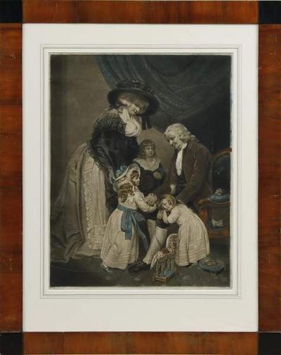 В гостях у дедушки