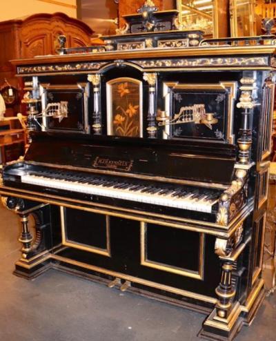 Пианино M.J.H. Kessels Tilburg