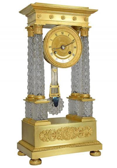 Часы павильон