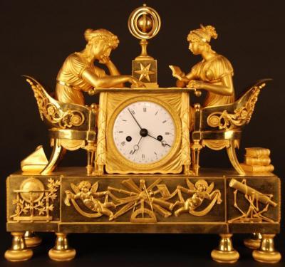 Часы Урок астрономии