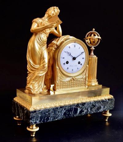 Часы Библиотека