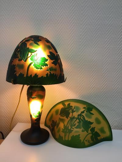 Лампа и бра Le Vianne