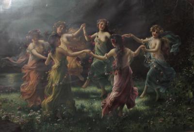 Х. Зацка. Волшебные танцы