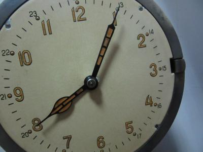 Советские морские часы