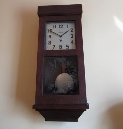 Настенные часы 2го часового завода