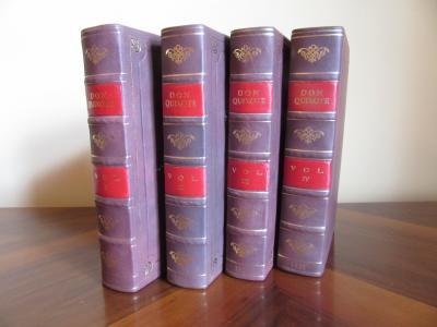 Дон Кихот, 1820 год