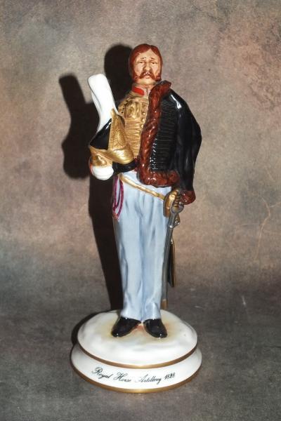 Королевский конный артиллерист 1828