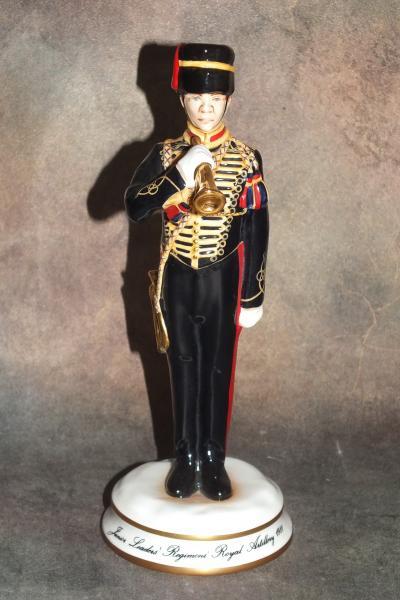 Артиллерист Junior Leaders Regiment Royal Artillery