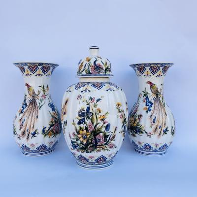 Набор из трех ваз
