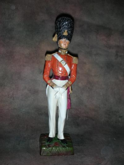 Офицер гвардии шотландских стрелков 1840