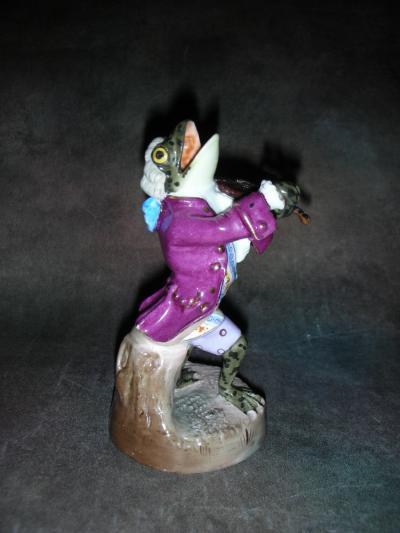 Лягушка скрипач