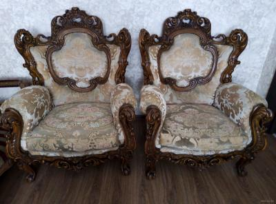Кресла, барокко