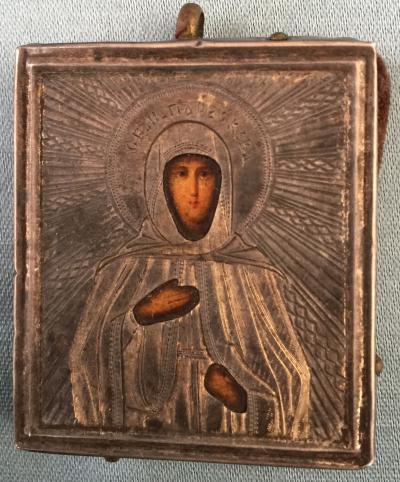 Икона Святая Параскева