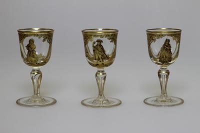 Три бокала Богемия