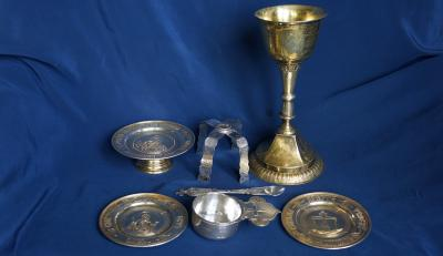 Евхаристический набор 19 века