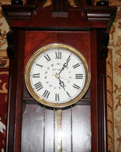 Часы Вильям Габю