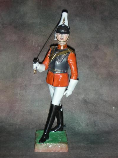 Солдат 1-ой лейб-гвардии полка