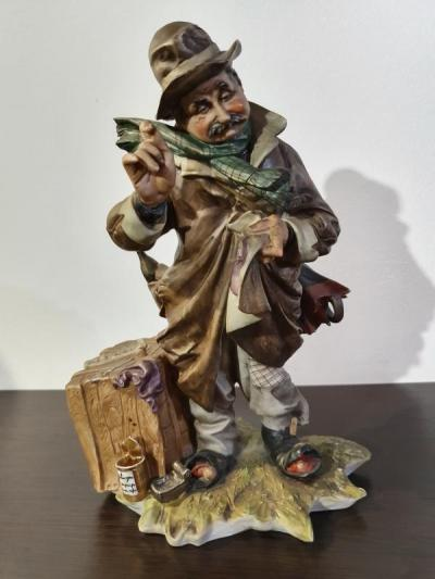 Статуэтка Capodimonte Бродяга