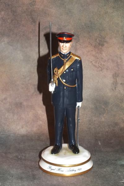 Королевский конный артиллерист 1970