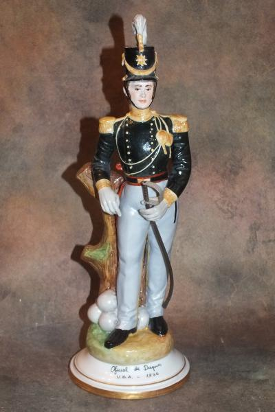 Драгун армии США 1836